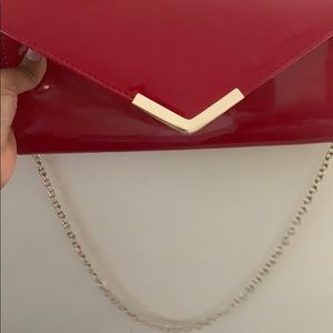 Aldo Bags - Aldo chain clutch